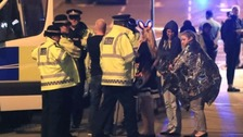 Children among 22 dead in 'terrorist incident' at Manchester Arena