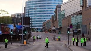 Emergency police helpline for Manchester attack