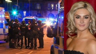 Emmerdale actress caught up in Manchester Arena attack