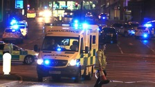 Manchester attack: Border region unites with support for victims
