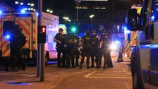 Manchester attack: Cumbria Police Counter Terrorism officers on standby