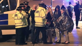22 dead after suicide bombing at Manchester Arena
