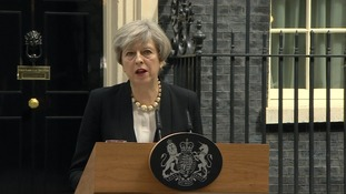 Theresa may said police are still working to find out if the attacker had an accomplice.
