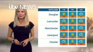 Tuesday weather update