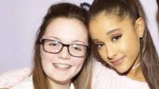 Ariana Grande super fan killed at idol's gig