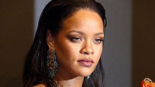 Rihanna paid tribute to the victims of the bombing.