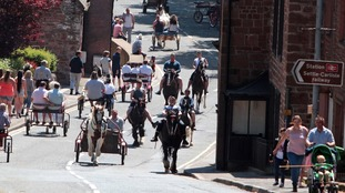 Travel advice for Appleby Horse Fair