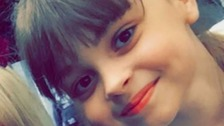 Girl, 8, among 22 Manchester attack victims