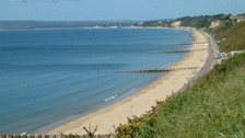 Beaches in Poole won 4 Blue flag awards this year