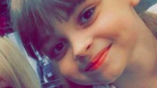 Eight year old Saffie Rose confirmed as Arena victim