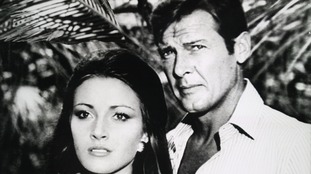 Sir Roger debuted as James Bond opposite Jane Seymour in 1973's Live And Let Die.