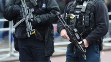 More armed police are expected to be in evidence at high-profile venues
