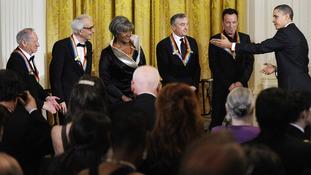 Dave Brubeck honoured