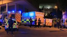 NI sends condolences after Manchester bomb attack