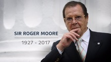James Bond star Sir Roger Moore dies aged 89