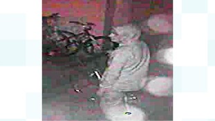 CCTV appeal following bin fire