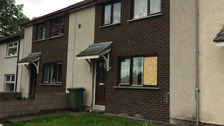 Baby in Bangor house attacked by masked gang