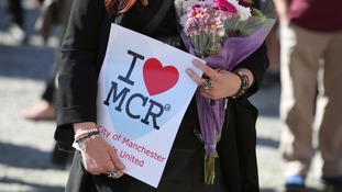 Manchester unites in defiance after suicide bomber kills 22 at concert