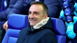Carlos Carvalhal is to stay on at Sheffield Wednesday.