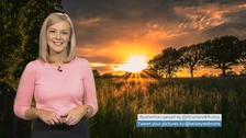 Wales weather: Mostly cloudy tonight, brighter tomorrow