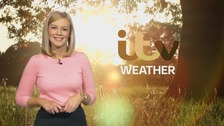 Wales weather: A cloudy start with sunny spells later