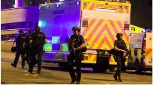 UK terror threat raised to 'critical'