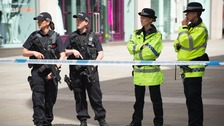 UK terror threat level raised to critical after Manchester attack