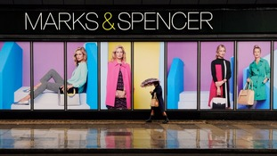 Sales dip in clothing arm hits Marks & Spencer profits
