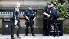 Manchester terror attack: Police urge public to 'stay vigilant'