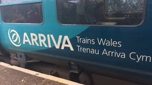 Arriva Trains Wales carriage