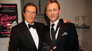 'Nobody does it better': Daniel Craig and Sean Connery among James Bond stars to pay tribute to Sir Roger Moore