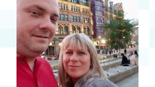 Angelika and Marcin Klis were among at least 22 people killed when a terrorist struck at the Manchester Arena
