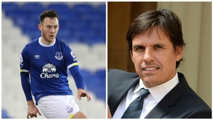 Everton's Gethin Jones set to join Wales squad amid interest from Australia