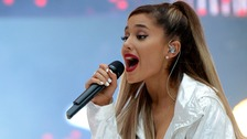 Ariana Grande's concert 'not yet postponed or cancelled'