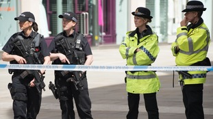 Increased armed police presence across Cumbria