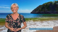 Wales weather: Hot and sunny this afternoon!