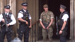 Live updates: Soldiers on streets after Manchester bombing