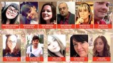 Manchester terror attack: Who are the victims?