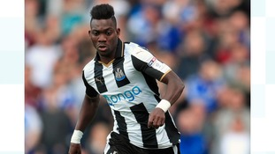 Newcastle United sign Christian Atsu from Chelsea on four-year deal