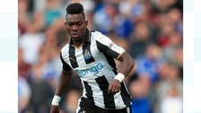 Newcastle United sign Christian Atsu from Chelsea