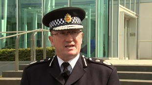 Chief constable Ian Hopkins said the police investigation 'continues at a pace'.