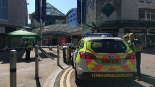 Swansea Shopping Centre