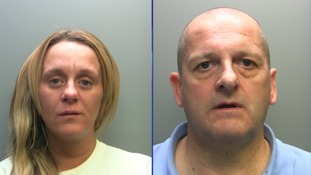 Couple caught with class-A drug ingredients jailed in Cumbria