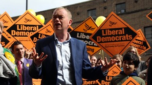 The Lib Dems are still to confirm when Tim Farron and his team will resume campaigning.