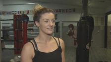 MMA fighter McCourt out to make it to the top