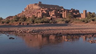 Morocco's Hollywood? City where half the residents work in movie business