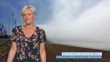 Wales Weather: Hot and sunny today!
