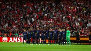 Manchester unites amid Europa League win