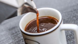 Drinking coffee 'may protect against liver cancer'