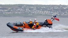 RNLI: 'fight your instincts' after fall into water